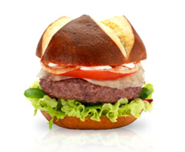 TGB es la primera franquicia en lanzar una hamburguesa de carne 100% ecol�gica