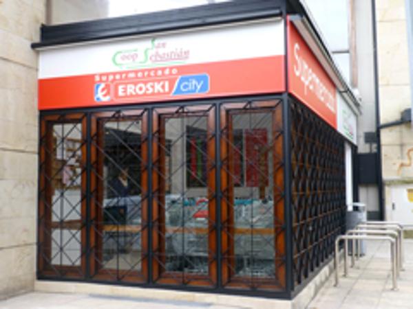 Nuevo supermercado de las franquicias EROSKI/city en Cantabria