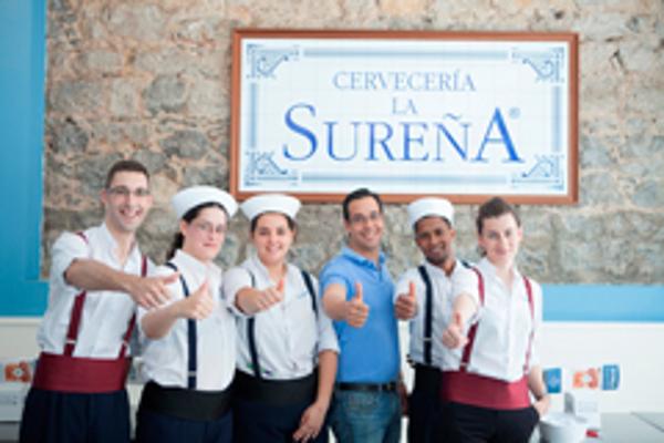 La Sureña inaugura una nueva franquicia en Santander