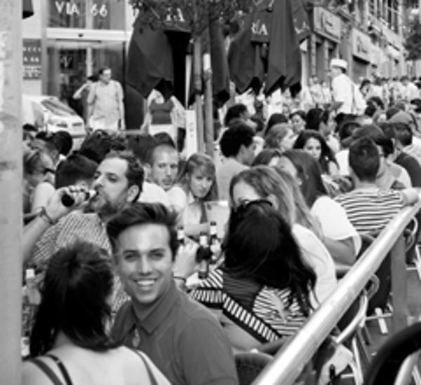 La red de franquicias Restalia celebra el Mundial a lo grande