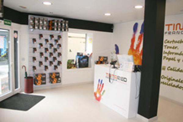 La red de franquicias Tinta Red cuenta con una nueva reserva de zona en La Unión, Murcia