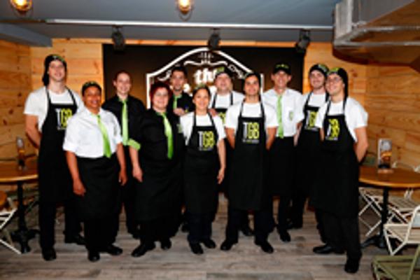 TGB The Good Burger lleva sus franquicias a Salamanca