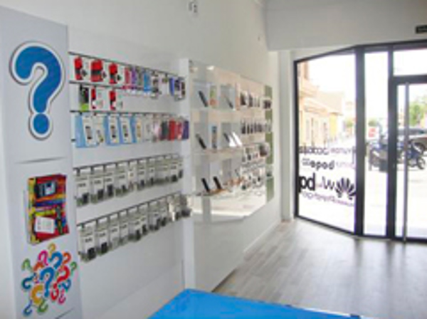 Nueva apertura de las franquicias Colour Mobile en San Vicente del Raspeig