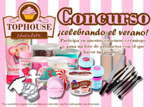 Primer concurso de verano de las franquicias Tophouse Chocolate