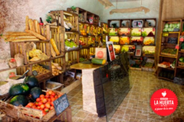 ¡De la Huerta a la cesta con las franquicias La Huerta de Bea!