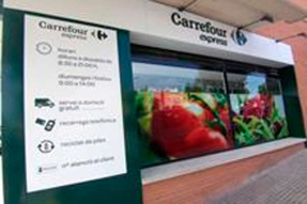Carrefour Express inaugura una franquicia en Alicante