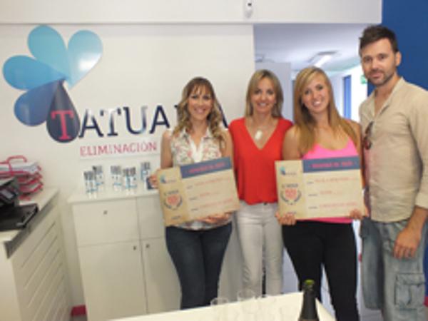 La red de franquicias Tatualia premia los tatuajes más feos de España