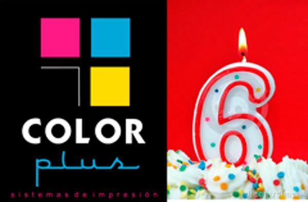 La red de franquicias Color Plus cumple seis años