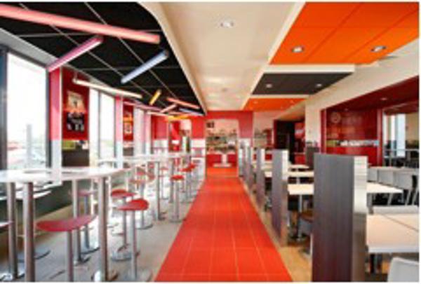 KFC abrirá en Alzira una nueva franquicia formato chalet para finales de año