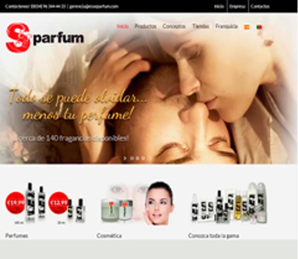 La red de franquicias Esse Parfum estrena nueva web