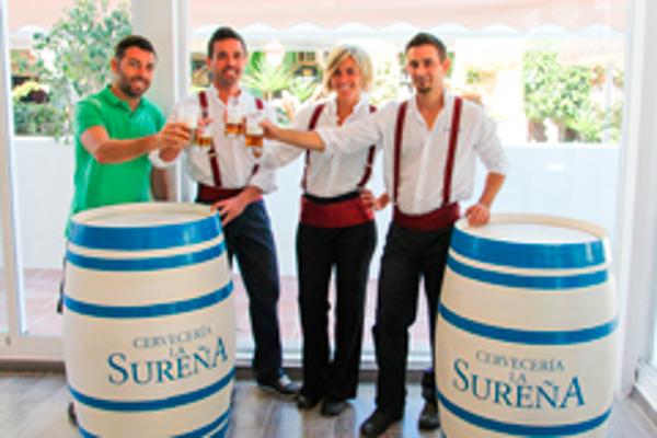 La Sure�a inaugura una nueva franquicia en Marbella