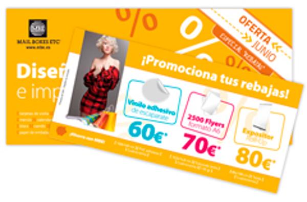 Este verano, las franquicias Mail Boxes Etc. crea una oferta dirigida a tiendas