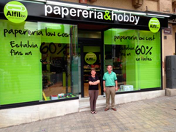 Alfil suma una nueva franquicia en Lleida