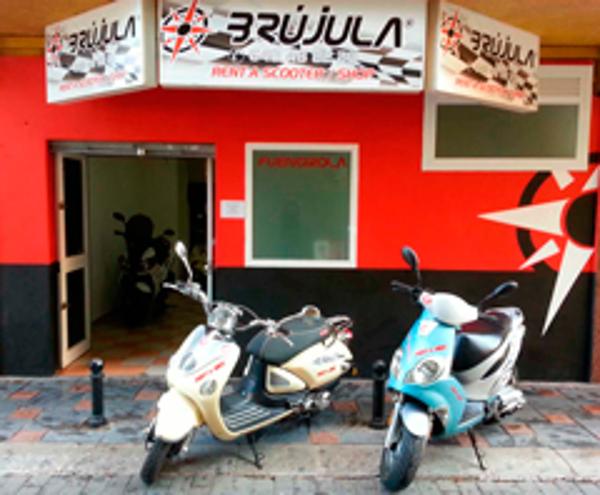 Br�jula suma dos nuevas franquicias en M�laga y Fuengirola