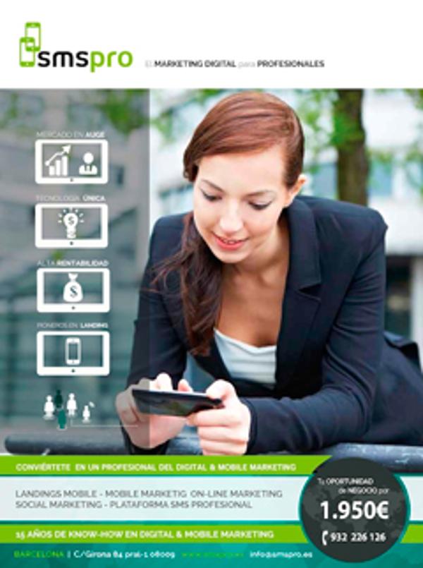 Las franquicias SMS Pro lanzan una oferta