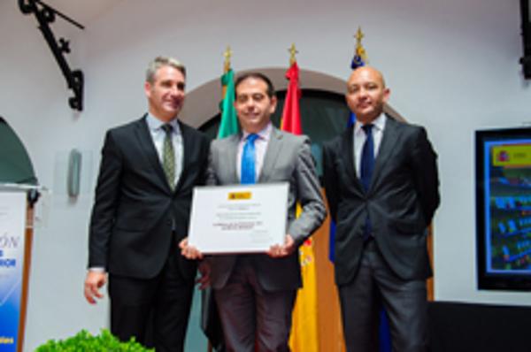 Las franquicias La Botica de los Perfumes y en los 'Premios Nacionales de Comercio Interior'