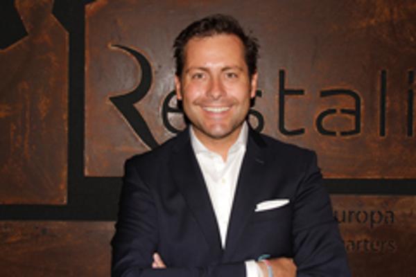 Restalia nombra al nuevo Director de Expansión Internacional para sus franquicias en Europa
