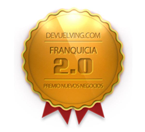 Devuelving.com premiada por su concepto franquicia 2.0
