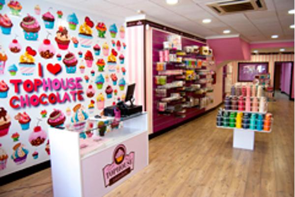 Las franquicias Tophouse Chocolate continúan en verano su plan de expansión nacional
