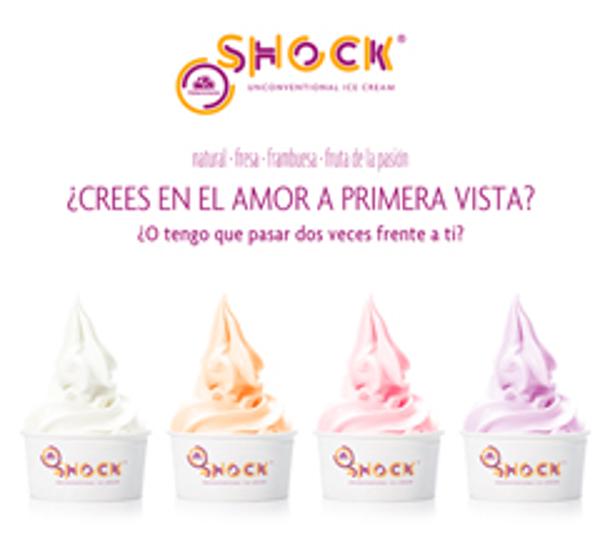 La franquicia Valenciana Shock te enamorará a primera vista con sus nuevos yogures helados