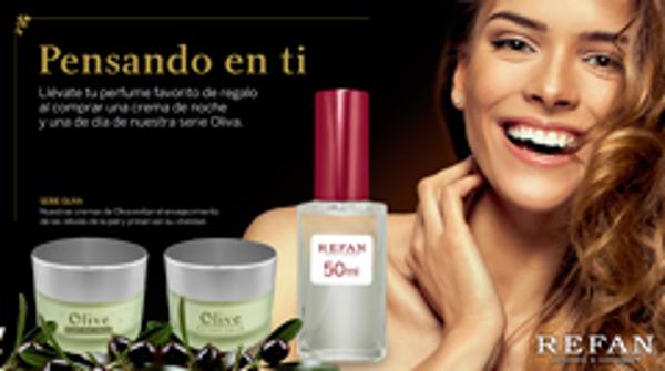 Refan impulsa la venta de cosmética en sus franquicias con la promoción de la serie Oliva