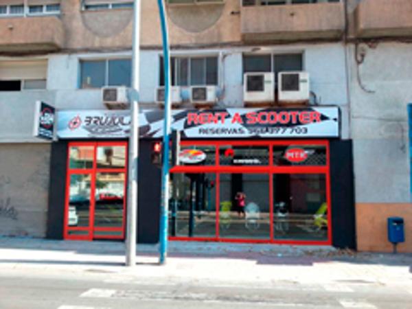 Brújula Rent a Bikeabre una nueva franquicia en Alicante