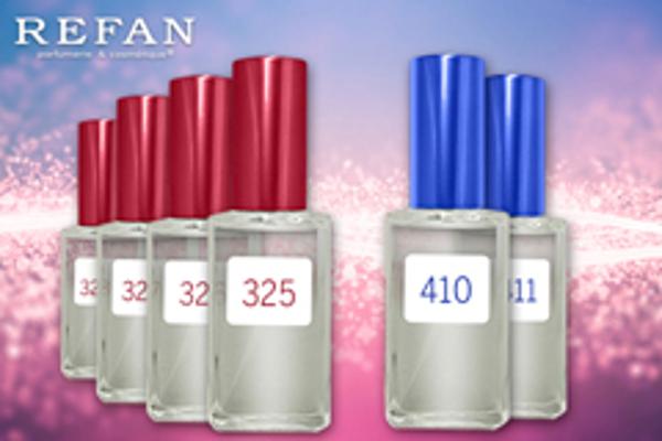 Las franquicias Refan lanzan al mercado seis nuevos perfumes