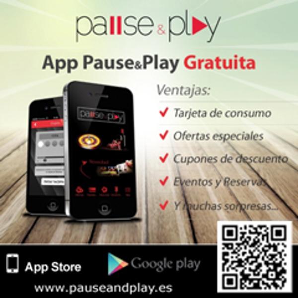 Conoce las ventajas de la APP de la franquicia Pause and Play
