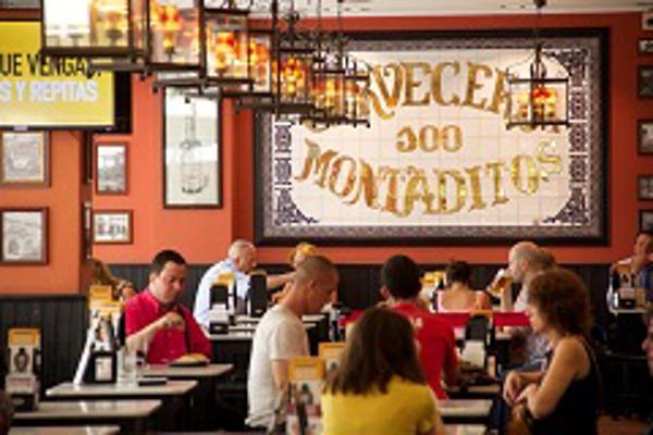 Más de 100.000 personas visitan la franquicia 100 Montaditos a diario en el mundo