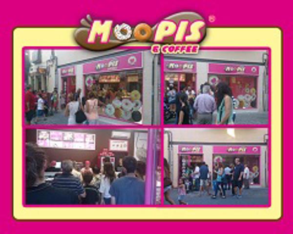 Moopis & Coffee Pre inaugura su franquicia de Getafe (Madrid)