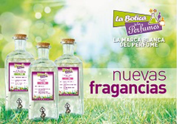 La Botica de los Perfumes sigue incorporando nuevas fragancias en su red de franquicias
