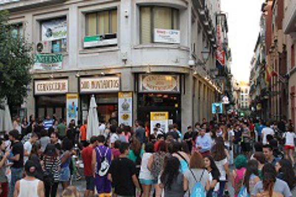 El Grupo de franquicias Restalia dona periódicamente comida al Banco de Alimentos de Madrid