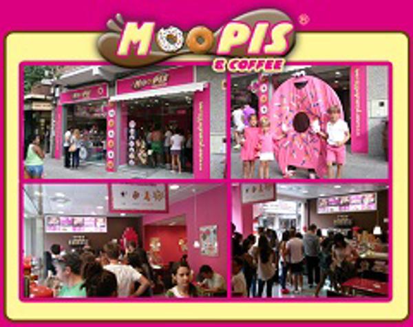 Moopis & Coffee abre una nueva franquicia en Ponferrada