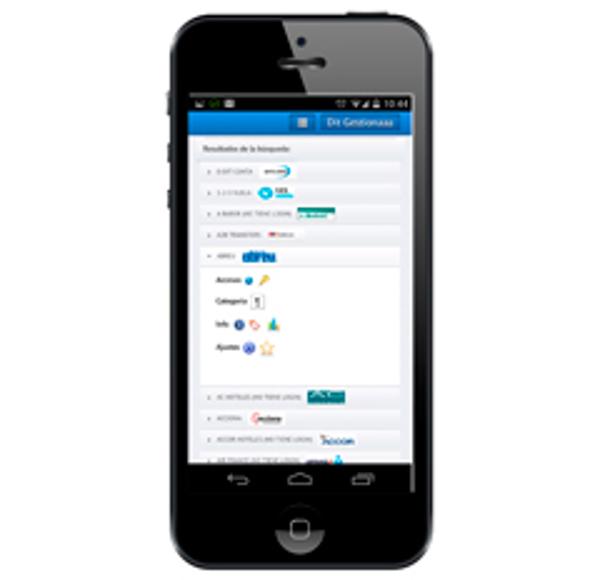 Dit Gestión desarrolla una aplicación para sus más de 400 franquicias de agencias de viajes