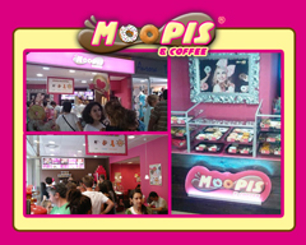 Moopis & Coffe preinaugura su tercera franquicia en Zaragoza