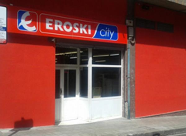 Eroski abre hoy las puertas de su nueva franquicia de supermercado en Bilbao