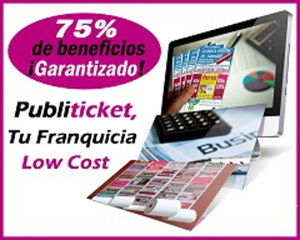 La franquicia Publiticket llega a la comunidad Andaluza
