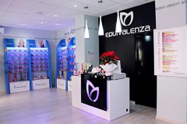 La perfumería Equivalenza monomarca, un sector de franquicias en alza en España
