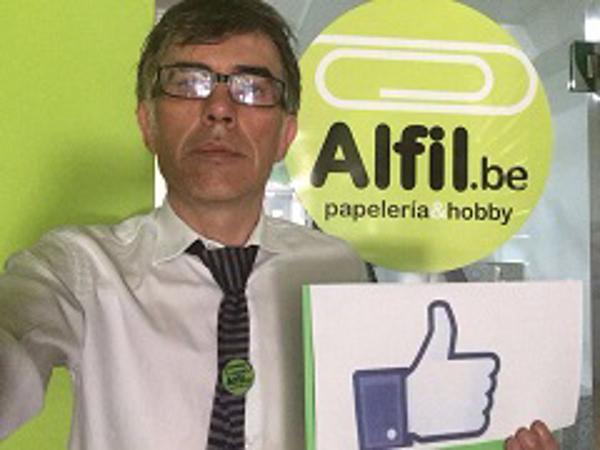 Alfil abre su franquicia nº 45 en Ourense capital de la mano de Óscar.