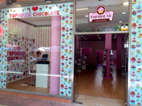Las franquicias Tophouse Chocolate continúan su proceso de expansión