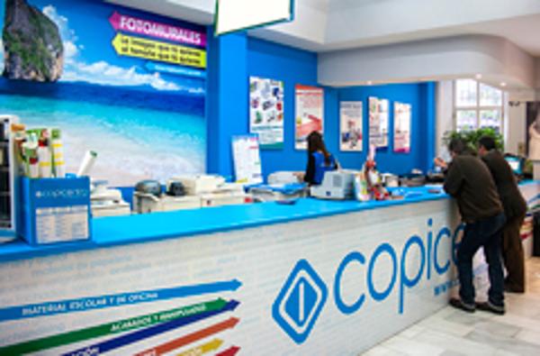 Copicentro planéa la expansión de sus franquicias más allá de Andalucía