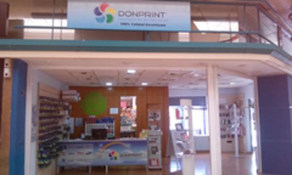 Donprint suma una nueva franquicia en Alzira