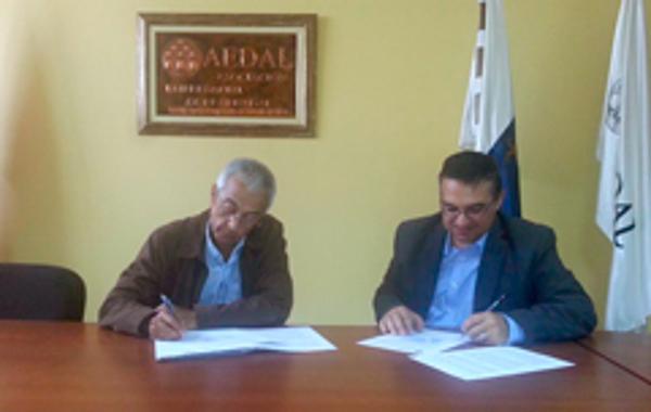 La red de franquicias YMOV Group y AEDAL firman un convenio de colaboraci�n comercial