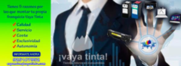 La franquicia ¡Vaya Tinta! firma un nuevo asociado en Getafe