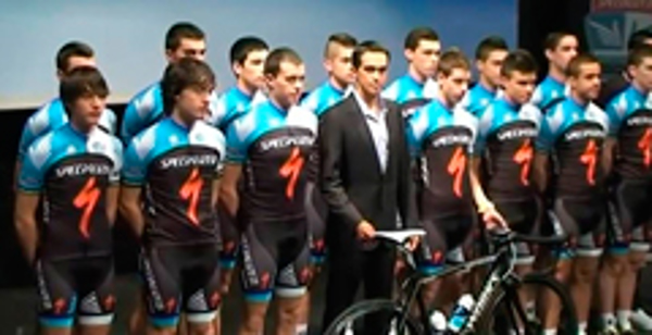 Las franquicias La Mafia y el II Campus Selección   Fundación Alberto Contador