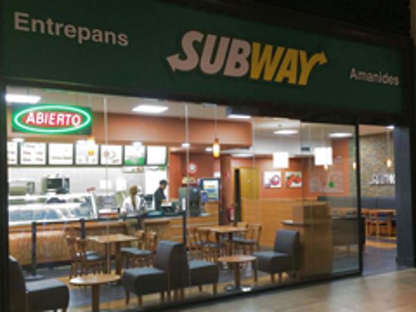 Subway apertura su franquicia n�mero doce en Barcelona
