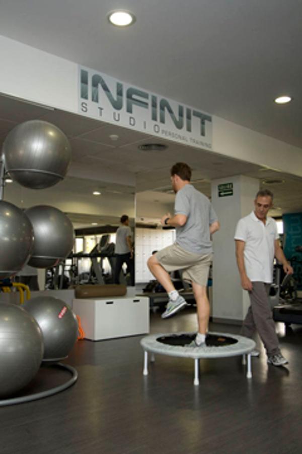 Infinit Fitness pone la tecnología de sus franquicias al servicio de la salud y la forma física