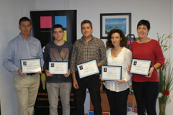 Color Plus Valencia y Color Plus Valdemoro reciben su diploma tras el curso de formación como franquicias