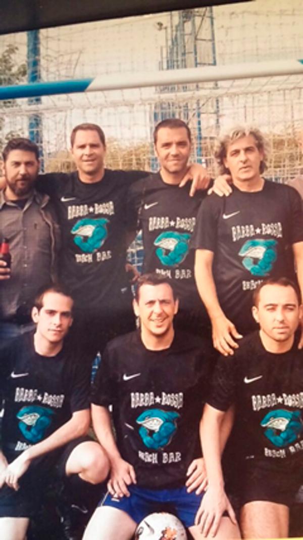 Las franquicias Barba Rossa con el deporte local