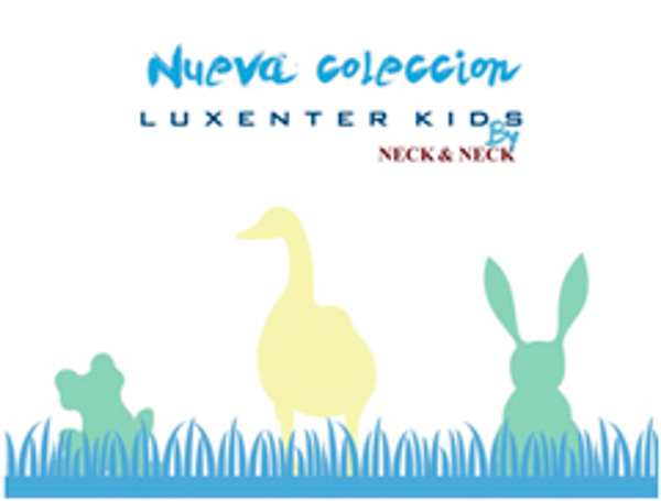 Luxenter Kids by Neck & Neck entra en las franquicias MaxDream